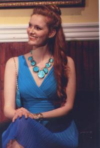 Mary Claire as Bobby June